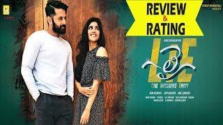 'Lie' Movie Review & Rating | #Nitin | #Megha Akash | #Arjun | 10TV