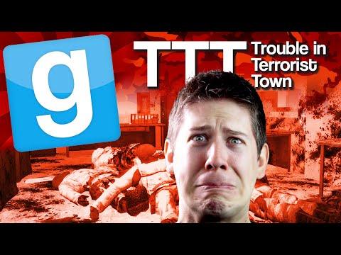 GMod TTT - It's Not Me! (Garry's Mod Trouble In Terrorist Town)
