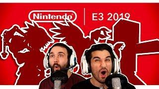 【 Nintendo Direct E3 6.11.2019 】 FULL LIVE REACTION | New Smash Characters?!