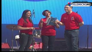 Fiesta de Empleados del Grupo Telemicro 2014: Premios a los empleados