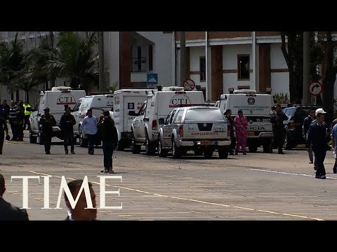 At Least 10 Killed In A Car Bombing At Police Academy In Bogota, Police Say | TIME