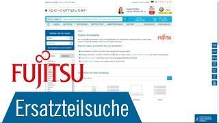 Jedes Fujitsu Ersatzteil schnell und einfach finden + Online bestellen