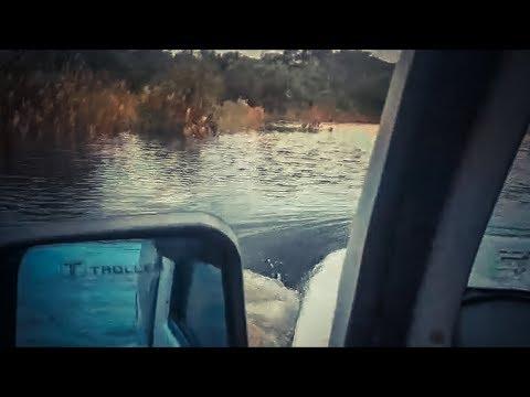Troller T4 na Água - BRUTO