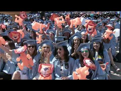 Columbia University Commencement 2017