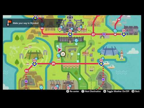 How To Change The Weather In The Wild Area In Pokemon Sword And