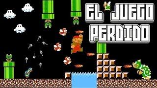 Super Mario Bros. 2: El Juego Perdido (Lost Levels) - Pepe el Mago