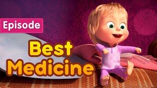 Masha and the Bear  Best Medicine  (Episode 67)