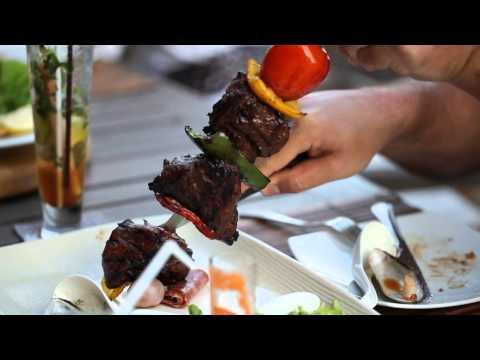 The Cliff restaurant Koh Samui Thailand