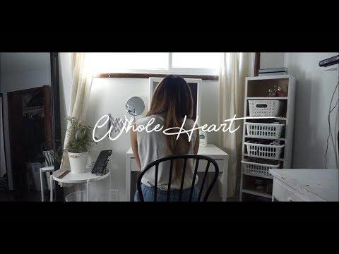 Brandon Heath - Whole Heart (Cover By John & Krystina)