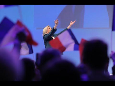 Grande convention des élections européennes : discours de Marine Le Pen