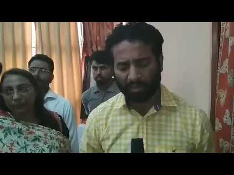 VC, Cluster University Jammu message on National Education Day