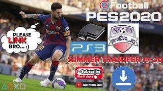 Efootball 2020 Pro EVOJG PES2018 PS3 Patch NEW Season 19-20 [ FIX 3 ]
