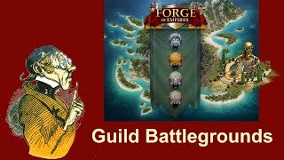 FoEhints: Guild Battlegrounds in Forge of Empires