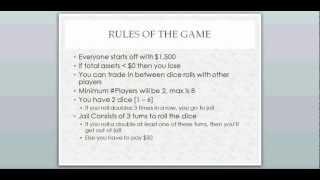 Building Monopoly in Java - Part 1 tutorial