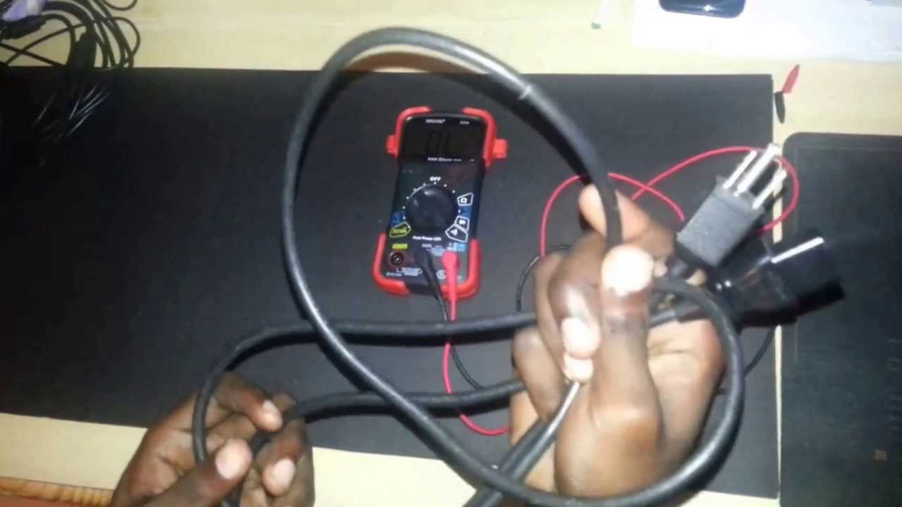 How To Use A Multimeter Test Solve Household And Computer Electrical Wiring Questions Issues Youtube