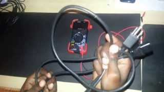How to use a Multimeter to test & solve household and computer Issues.
