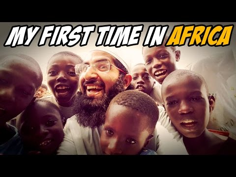 GAMBIA SHOCKED ME (ft Famous Muslims)