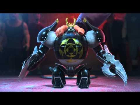 Big Hero 6- Robot Battle Clip (HD)