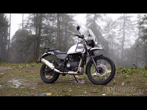 2016 royal enfield himalayan first ride review youtube. Black Bedroom Furniture Sets. Home Design Ideas
