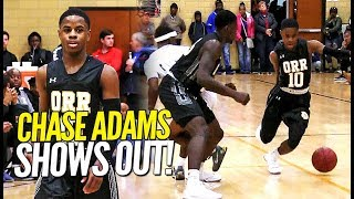 SPEEDY Chase Adams Flashes PULL-UP GAME!! Chicago Responds To St Louis at Midwest Showdown!!