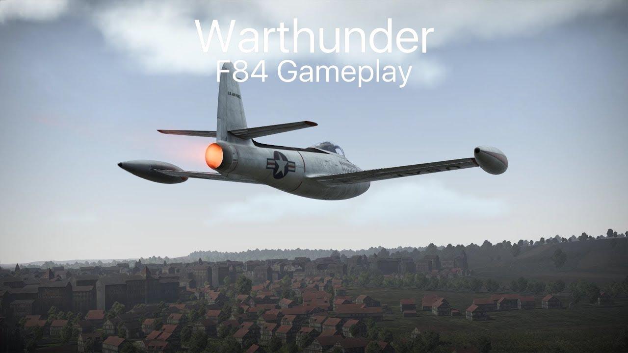 war thunder f 84