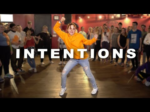Kaycee Rice  - Justin Bieber - INTENTIONS ft Quavo | Matt Steffanina & Kaycee Rice Choreography