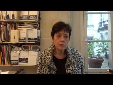Vidéo de Marianne Alphant