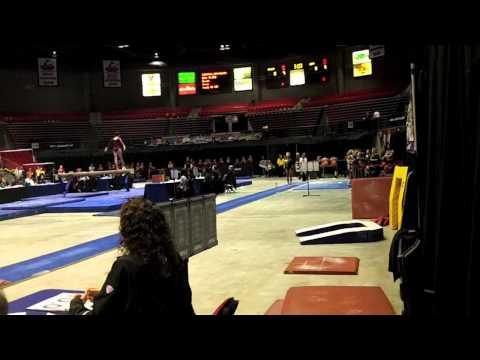 Rachel Goldenberg, Vault MAC Championships