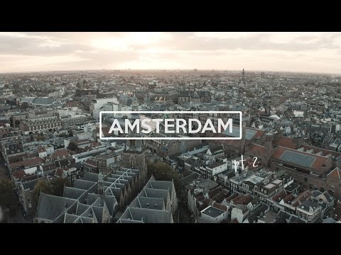HOW TO EUROPE // ep.2 Amsterdam (Mostly Food)