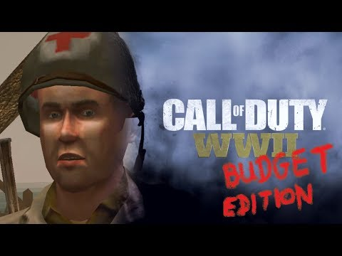 Download Youtube: COD on a budget - Allied Assault
