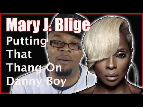 Singer Danny Boy Alleges Mary J. Blige Put that Thang On Him at 16