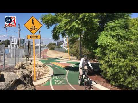 Cycling in Perth (Australia)