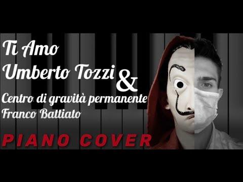 TI AMO X CENTRO DI GRAVITÀ PERMANENTE - PIANO COVER From LA CASA DE PAPEL 4