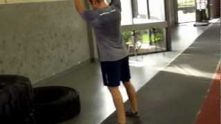 Dryland Off-Ice Hockey Training-LA Kings Dustin Brown Circuit Training