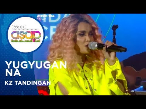 KZ Tandingan - Yugyugan Na | iWant ASAP Highlights