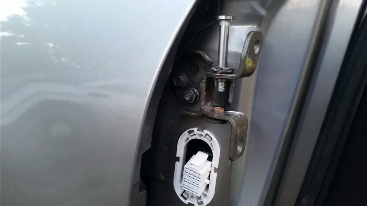 Ford Fusion Door Pins Replacement Youtube