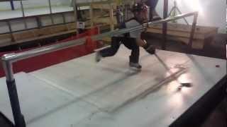 Why treadmill-based training for Hockey development?