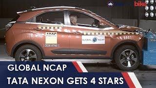 Tata Nexon Gets Four Stars From Global NCAP   NDTV carandbike