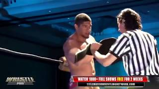 Anthony Bowens vs Sonjay Dutt vs Matt Macintosh vs Bobby Wayward