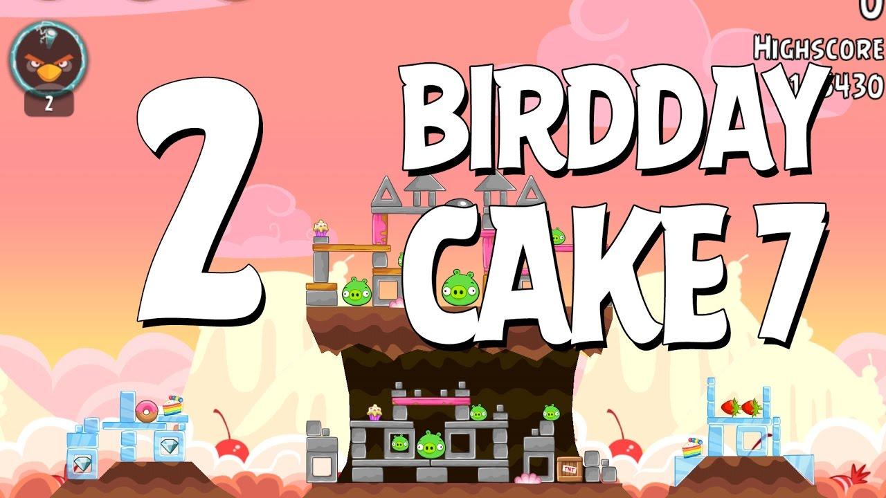 Cake Birdday