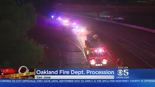 SAN JOSE SHOOTING UPDATE:  One off-duty Oakland firefighter is dead, another hospitalized in San Jos