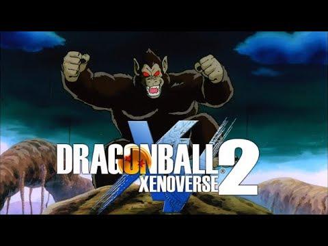 Dragon Ball Xenoverse 2 Turles VS Great Ape MOD