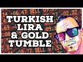 Turkish Lira & Gold Markets Tumble - (Economic Collapse Coming?!)