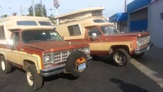 1977 4x4 Chevrolet K5 Blazer Chalet Rare  - Not A Pickup