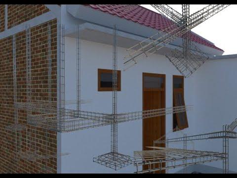 Renovasi Rumah Menambah Atau Menyambung Bangunan Youtube