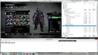 Darksider 2 Weapon Mod Attributes