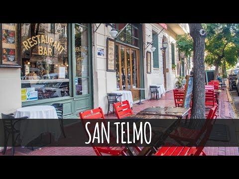 San Telmo - Turista en Buenos Aires