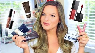 MAY HITS & MISSES! | Casey Holmes, skincare, blush, false eyelashes, matte, lipstick