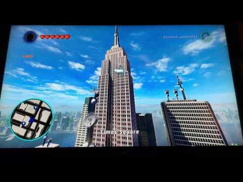 LEGO MARVIL SUPER HERO ( A GLITHC)!!!!!!!!!!!!!!!