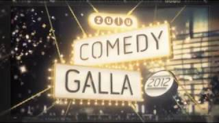 Zulu Comedy Galla 2012 Intro